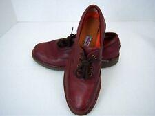 RocSports by Rockport Vibram Men's Oxford Shoes - Burgundy - 9M - Excellent!