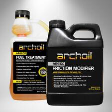 Archoil AR9100 32oz Friction Modifier Oil Treatment + AR6200 16oz Fuel Treatment