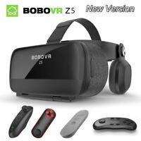 BOBOVR Z5 Virtual Reality Headset 3D VR Glasses Helmet For 4.7-6.2' Smartphone