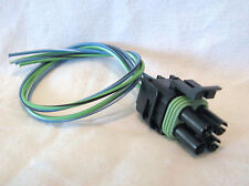 IAC Valve Connector Pigtail 4 way Square 1985-1995 GM Idle Air Control Valve
