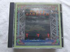 "BLACK SABBATH-"" TYR"" CD 1ST PRESS 1990 NO IFPI"