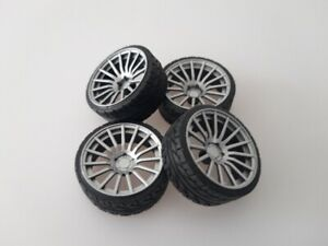 1/18 Scale ENKEI RS05RR CONCAVE 19INCH TUNING WHEELSET, Multiple colours !!