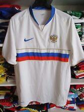 Maillot RUSSIE RUSSIA Euro 2008 NIKE away football shirt camista jersey trikot L
