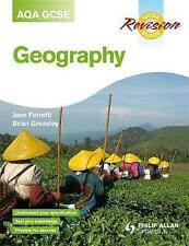 Very Good, AQA (A) GCSE Geography Revision Guide (Philip Allan Revision Guides),