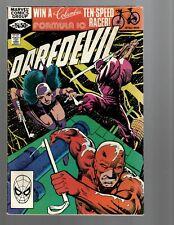 Daredevil # 176 FN Marvel Comic Book Bullseye Defenders Hell's Kitchen TW67