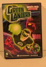 Green Lantern: The Animated Series - Season One, Part One [Region 1] - DVD - New