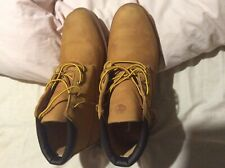Men's Timberland boots size 11 Worn Once