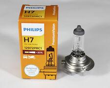 PHILIPS H7 12V55W +30% PX26d headlight halogen premium vision lamp bulb 55W