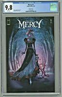 Mercy #1 CGC 9.8 Humberto Ramos Variant Cover Edition Mirka Andolfo Image Comics