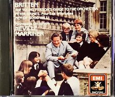 BRITTEN: YOUNG PERSON'S GUIDE TO THE ORCHESTRA MINNESOTA ORCHESTRA 1987 EMI