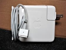 "Genuine OEM Magsafe2 60W AC Adapter Charger for APPLE 13"" MacBook Pro A1435 USED"