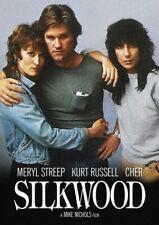 Silkwood (DVD, 2017) Cher Kurt Russell NEW