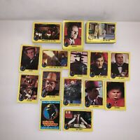 Vintage Dick Tracy Cards Approx 70 Cards Huge Lot E14