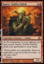 Squee, Goblin Nabob // NM // Tenth 10th Edition // engl. // Magic the Gathering