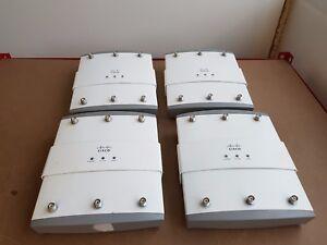 4 X CISCO AIR-LAP125AG-E-K9 JOBLOT/BUNDLE