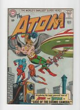 The Atom 7 July 1963 DC Silver Age Comic