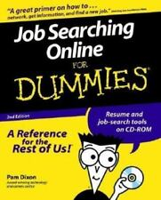 Job Searching Online for Dummies by Pam Dixon