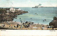 Rare Vintage Postcard - Portrush, Co. Antrim, N.Ireland - Early 20th Century.