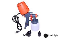 Airless Electric Spray Gun HVLP Painter Painting Home DIY Furniture Remodeling
