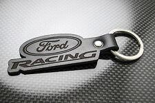 FORD RACING Leather Keyring Schlüsselring Porte-clés PUMA MONDEO FOCUS FIESTA KA