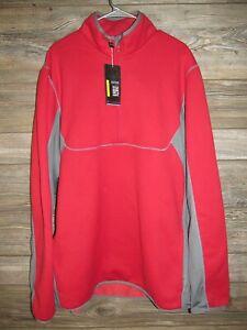 Under Armour UA Storm Thick Fleece UPF 30 Pullover Sweatshirt Men's 2XL NWT