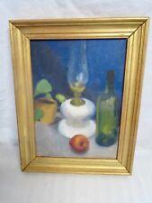 Vintage Original Framed Oil Painting~Still Life