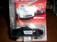 FORD - MUSTANG POLICE - MAJORETTE SCALA 1/64