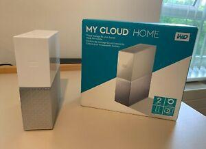 Western Digital My Cloud Home WDBVXC0020HWT-EESN 1 Bay NAS Server