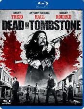 DEAD IN TOMBSTONE - BLU-RAY - REGION B UK