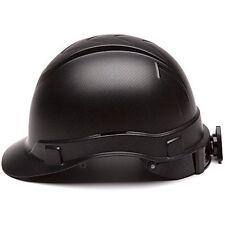 Construction Hard Hat Safety Ridgeline Helmet w/ Ratchet Suspension One size NEW