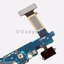 Samsung Galaxy S6 G920A Headphone Jack Home Keypad Sensor Mic USB Charger Flex