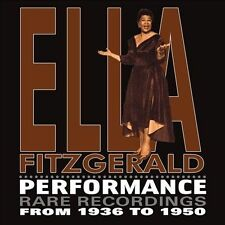 New: Ella Fitzgerald: Performance [2 CD] CD Audio CD