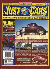 Just Cars Sep 06 NSU Ro80 Hudson Nash TX Gemini Astra SRi Turbo 93 Mazda RX-7