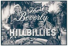 Refrigerator Magnet- 2 1/2 X 3 1/2 inches - The Beverly Hillbillies