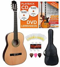 31262 Classic Cantabile Acoustique Series As-851 7/8 Guitare de Concert Ensemble