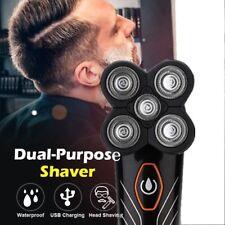 5 Head Floating Shaving Bald Razor Electric Shaver Rechargeable Waterproof Hot