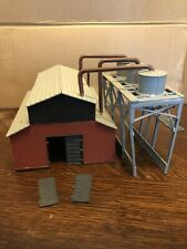 Ho Scale 1/87 Junkyard Sale Cement Or Grain Factory. Used.