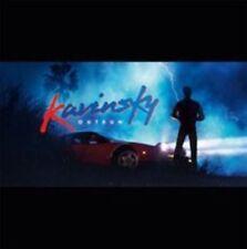 Kavinsky - OUTRUN CD 13 Tracks International Pop