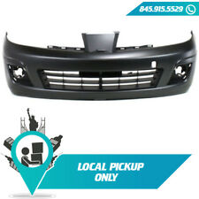 LOCAL PICKUP 2007-2012 FITS NISSAN VERSA FRONT BUMPER COVER PRIMED NI1000245