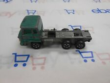 Rare Vintage Tomica Hino Truck 1/102 scale Made in Japan Green 525354 Nice