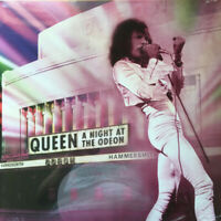 2 Lp 33 Queen A Night At The Odeon The Vinyl Collection De Agostini 2018