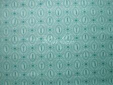 """Cute As a Button """"Scissors Aqua"""" - Tissu, Coton, Coudre, nähmotive, ciseaux"""