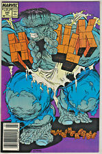 INCREDIBLE HULK#345 VF 1987 TODD MCFARLANE MARVEL COMICS