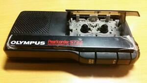 Olympus S722 Microcassette Recorder pearlcorder