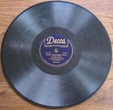 "Andrews Sisters - Canadian 78 - ""Merry Christmas Polka"" / ""Christmas Candles"" VG"