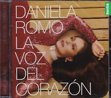 Daniela Romo La Voz del Corazon CD New Nuevo Sealed
