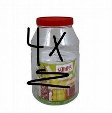 Typhoon Living Biscuit Tin Pot Bidon De Stockage Mastic Cookie 3.4 L