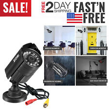 Security Camera 4in1 1080p Day Night Outdoor Bullet Surveillance Night Vision