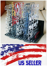 G Temple Gunpla Parts Runner Shelf for Gundam Aircraft Tank Ship Car Model USA