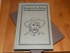 A HUNTING LEGEND Frederick Selous African Hunter SAFARI PRESS LTD # SIGNED BOOK